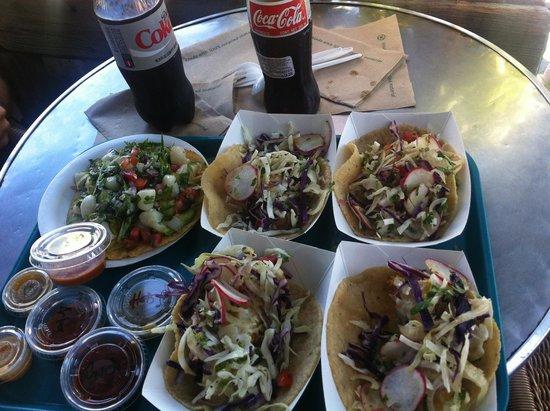 Photo of Mexican Restaurant Tacos Punta Cabras at 2311 Santa Monica Blvd, Santa Monica, CA 90404, United States