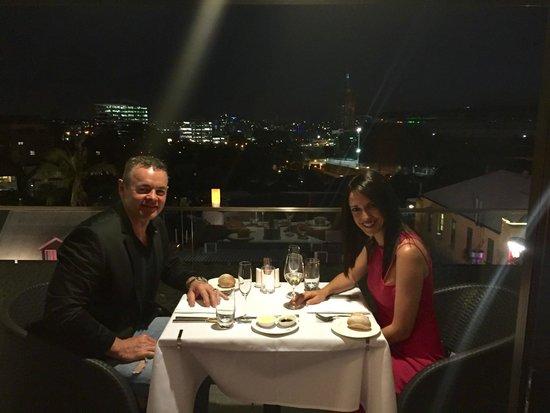 Gambaro Hotel: Private Balcony Dining Experience