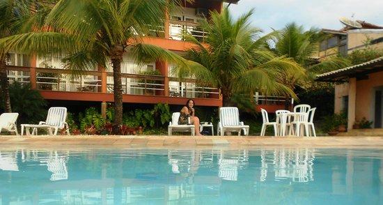 Bon Bini Pousada : habitaciones del hotel