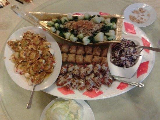 Restoran Mun Choong S/B: The seafood platter