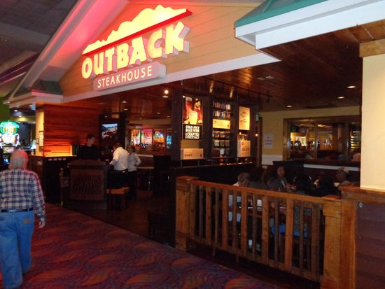 Outback Steakhouse Laughlin Menu Prices Restaurant Reviews Tripadvisor
