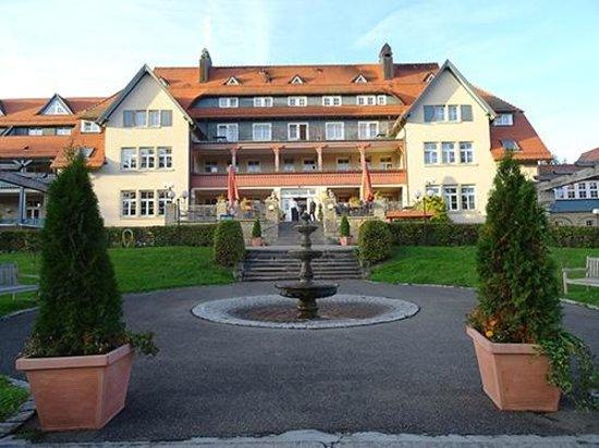 Schwarzwald Parkhotel: It is a spectacular, European hotel.