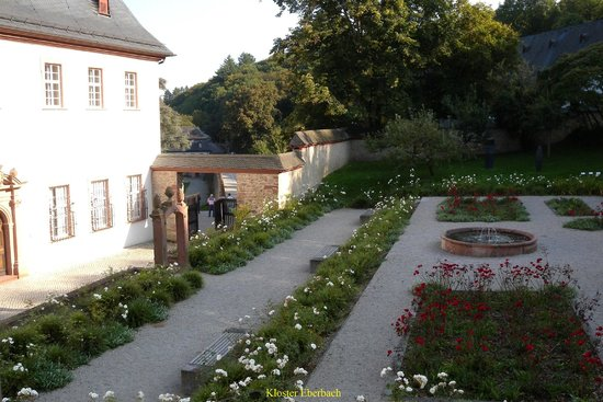 Gästehaus Kloster Eberbach: view from room