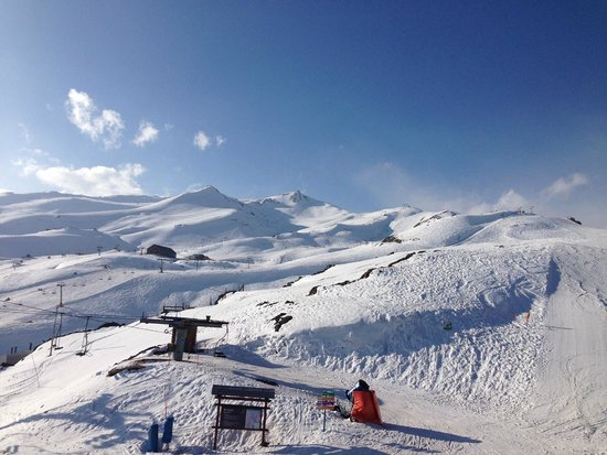 Upscape : Valle Nevado Tracks