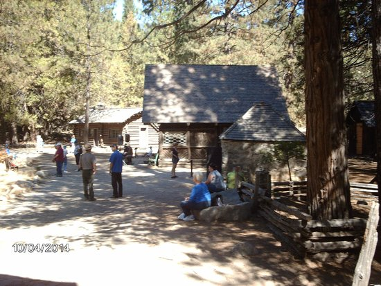 ‪‪Pioneer Yosemite History Center‬: Pioneer History Center in Wawona‬