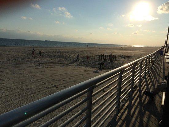 Allegria Hotel: Beach View