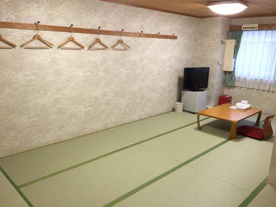 Hotel Station Kyoto Main: Japanese style room