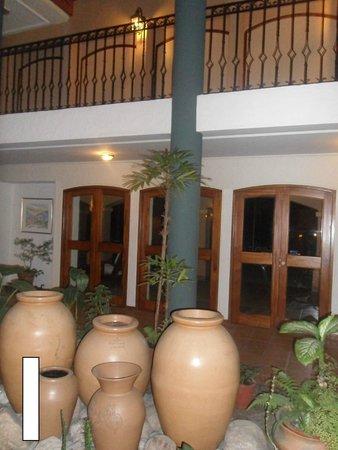Mirador del Tafi Hotel: patio