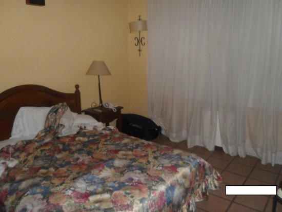 Mirador del Tafi Hotel: habitacion