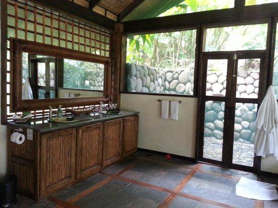 Pacuare Lodge: Bathroom, Linda Vista