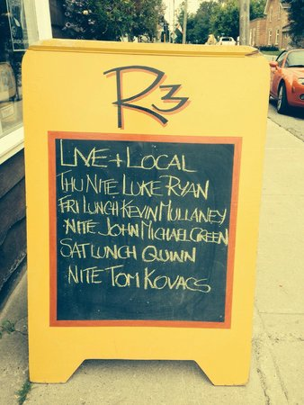 Rays 3rd Generation Bistro Bakery: Live and local