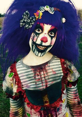 Frightland - Clown love