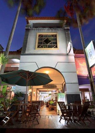 Bambu Lounge