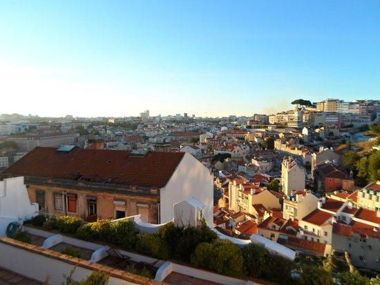 Olissippo Castelo: Hotel Olissipo Castelo