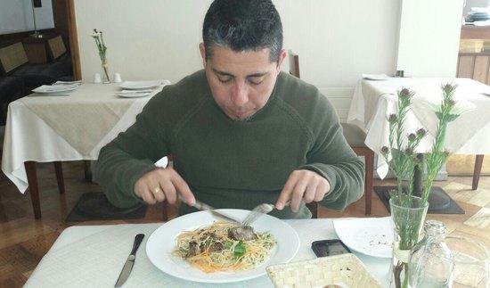 Hotel Bidasoa: Disfrutando de la exquisita gastronomía
