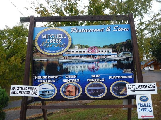 Mitchell Creek Marina & Resort : Mitchell Creek Marina and Resort