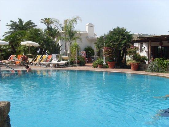 Semiramis Hotel de Charme Ischia : 34c Hotel pool