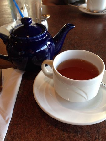 The Jammery: Tea