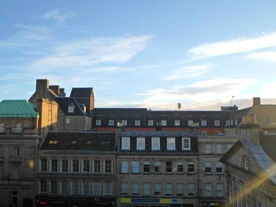 Ibis Edinburgh Centre Royal Mile: Vista do apartamento
