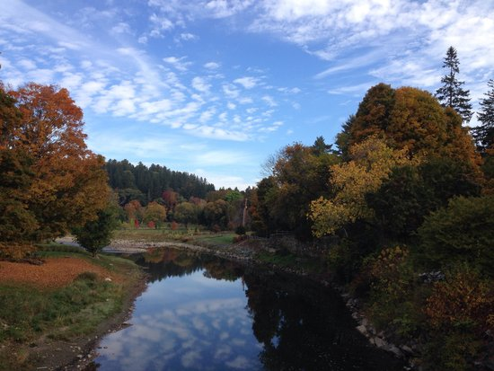 Green Mountain National Forest: Fall Foliage magnifico.