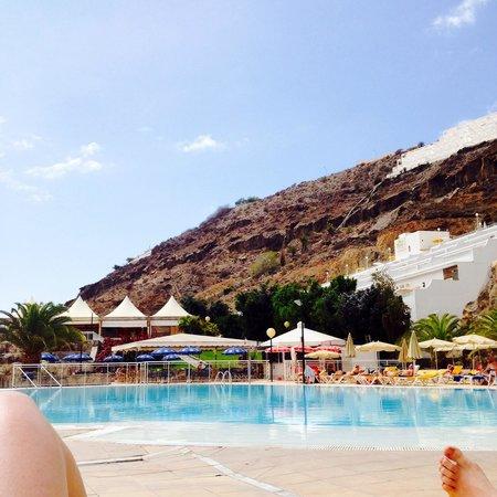 Hotel Servatur Terrazamar Suite & Sun Suite : Sun Suites Pool Area