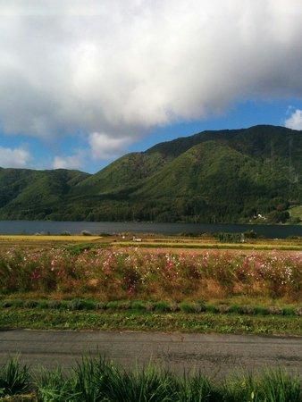Happo Pond: Hakuba