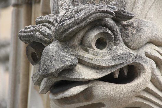 Gargoyle Picture Of Washington National Cathedral