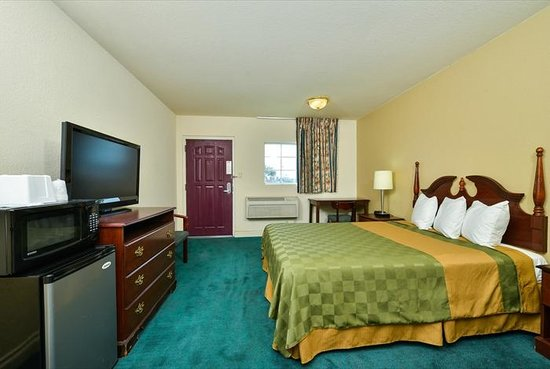 Super Star Inn & Suites El Centro: Single King