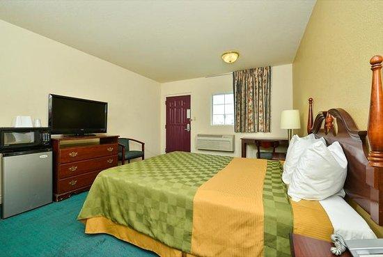 Super Star Inn & Suites El Centro: Single Queen