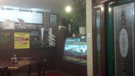 Pastry Pub : Interior