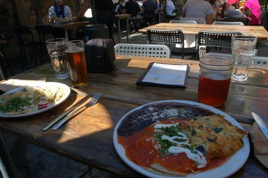 South Leavenworth: Great food