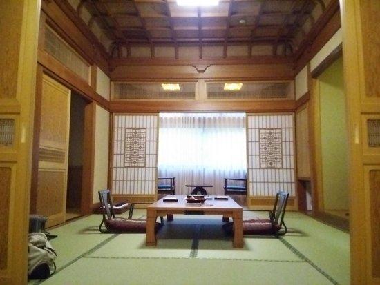 Yamanokami Onsen Yukaen: 1