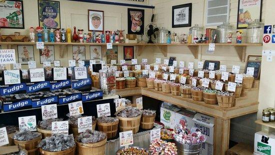 Emery's Ice Cream: Taffy and more
