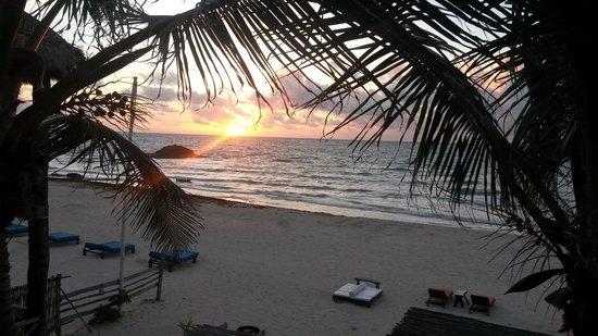 Amansala Eco-Chic Resort + Retreat: the view
