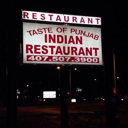 Taste of Punjab: Excellent