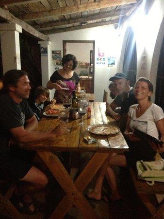 La Vieja Panaderia: Cena entre amigos