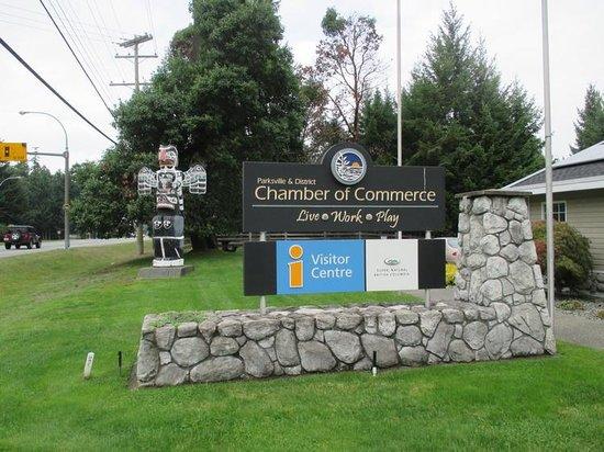 Parksville Visitor Centre