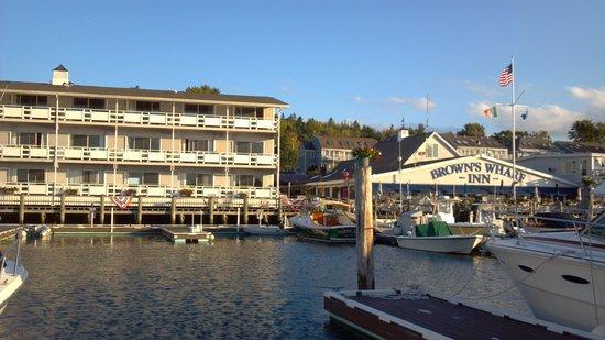 Brown's Wharf Inn : Great place!