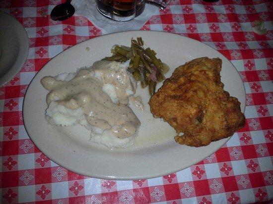 Stroud's Restaurant & Bar : First of 3 plates