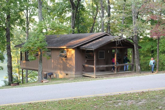 Burr Oak Lodge and Conference Center: Cabin #27