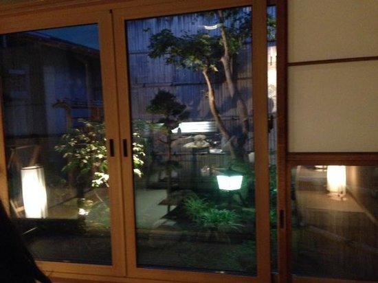 Ryotei Fumoto: 部屋からの眺め