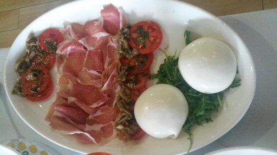 Osteria Il Matto: Mozzarella & Co