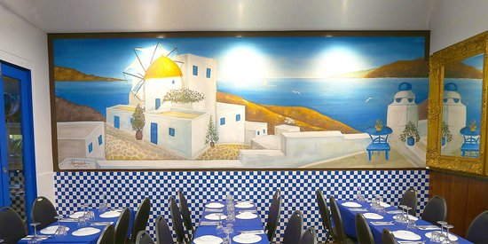 Ouzeri Mediterranean And Greek Restaurant Brisbane Australia