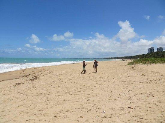 Guaxuma Beach: lado direito de guaxuma