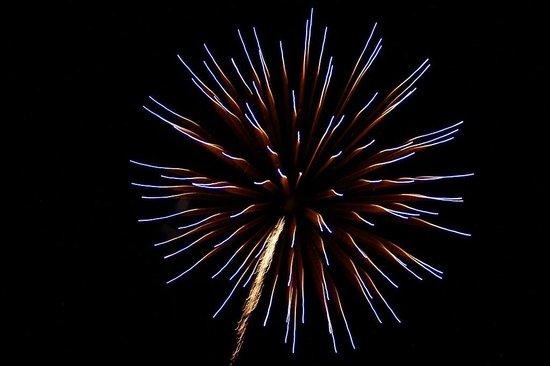 Denton Farm Park: fireworks