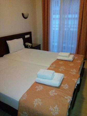 Kymata Seaside Leisure Hotel: Номер 302