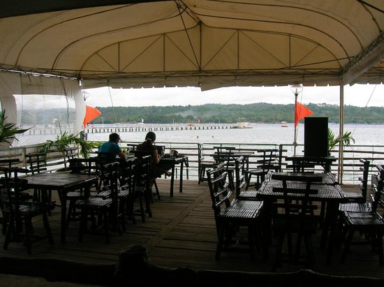 Garden By The Bay Davao City floating restaurant - picture of gardenthe bay floating