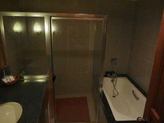 Marco Vincent Dive Resort: bath room
