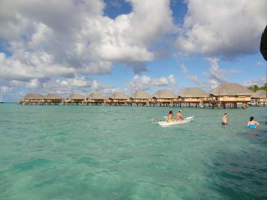 the island of bora bora essay Here's why bora bora tops most bucket lists of dream vacations, year after year, even though there may be cheaper vacation spots, like the caribbean, closer to home.