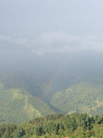 Bamboo Sapa Hotel : Rainbow